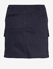 Superdry - ALCHEMY CARGO MINI SKIRT - korta kjolar - atlantic navy - 1