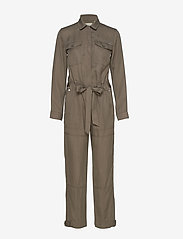 Superdry - DESERT MILITARY JUMPSUIT - jumpsuits - bungee cord - 0