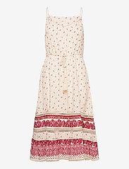 Superdry - AMEERA CAMI DRESS - sommerkjoler - pale rose - 0