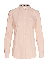 OXFORD SHIRT - CHAMBRAY PINK