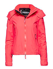 HOODED CLIFF HIKER NB - CORAL PUNCH/DEEP MARINE