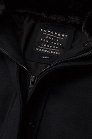 Superdry - FJORD OVOID PARKA - parka coats - eclipse navy melton - 8