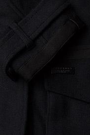Superdry - FJORD OVOID PARKA - parka coats - eclipse navy melton - 9