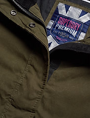 Superdry - TRAIL DRIFT JACKET - down- & padded jackets - olive - 5