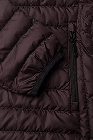 CORE DOWN HOODED JACKET