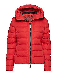 SDX ARCTIC HOOD - RED