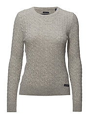 SuperDry - Luxe Mini Cable Knit