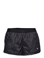 SUPERDRY SPORT MESH INSERT SHORT - BLACK SD SPORT