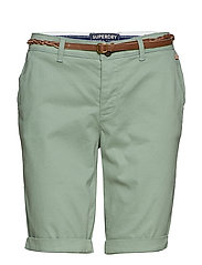 CHINO CITY SHORT - DEW KHAKI