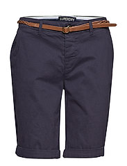 CHINO CITY SHORT - MIDNIGHT NAVY