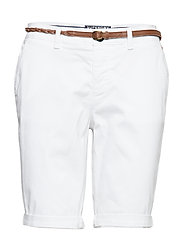 CHINO CITY SHORT - OPTIC WHITE