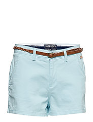 CHINO HOT SHORT - SKY BLUE