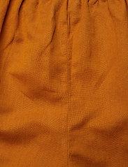 Superdry - MILA CULOTTE SHORTS - shorts casual - ochre - 3