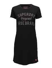 SuperDry - Embellished Slim Tshirt Dress