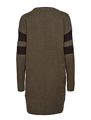 SCANDI KNIT SWEATER DRESS