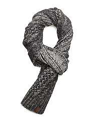 CANYON SCARF - MONOCHROME