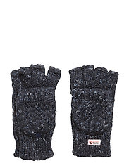 CLARRIE STITCH GLOVE - NAVY