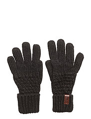 NEBRASKA  GLOVE - BLACK