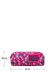 Superdry - MS DITSY MONTANA PENCIL CASE - pencil cases - fluro pink/white - 5