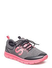 SUPERDRY SCUBA STORM RUNNER - BLACK GRIT