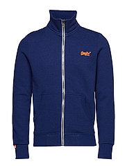 ORANGE LABEL TRACK TOP - SONIC BLAST BLUE