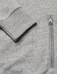 Superdry - Collective Half Zip Track - half zip - collective dark grey grit - 3
