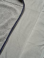 Superdry - SHERPA ZIP THRU HOOD - basic-sweatshirts - slate iron - 4