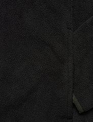 Superdry - B TRAIL POLAR FLEECE POP OVER - basic-sweatshirts - black - 3