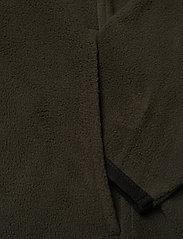 Superdry - B TRAIL POLAR FLEECE POP OVER - basic-sweatshirts - surplus goods olive - 3