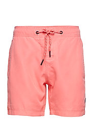 SURPLUS GOODS SWIM SHORT - TROPICAL CORAL