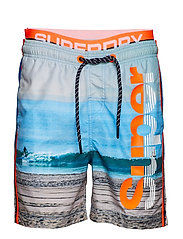 PHOTOGRAPHIC VOLLEY SWIM SHORT - SUPERDRY SURF