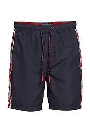 TROPHY WATER POLO SWIM SHORT - DARKEST NAVY