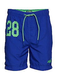 WATER POLO SWIM SHORT - RACER COBALT