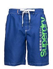 SUPERDRY BOARDSHORT - VOLTAGE BLUE