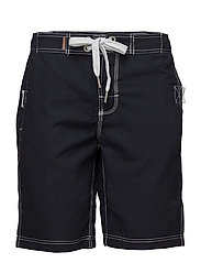 SUPERDRY PANEL BOARDSHORT - DARKEST NAVY