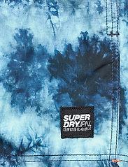 Superdry - TIE-DYE VOLLEY SWIM SHORT - shorts de bain - navy tie dye - 4