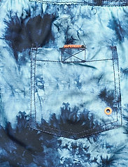 Superdry - TIE-DYE VOLLEY SWIM SHORT - shorts de bain - navy tie dye - 5