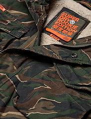 Superdry - CLASSIC ROOKIE 4 POCKET JACKET - light jackets - black kho - 5