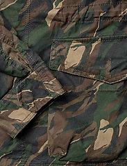 Superdry - CLASSIC ROOKIE 4 POCKET JACKET - light jackets - black kho - 6