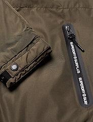 Superdry - SURPLUS GOODS HIKER JACKET - light jackets - surplus goods army kho - 5