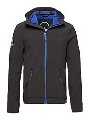 MOUNTAINEER SOFTSHELL - BLACK CATIONIC