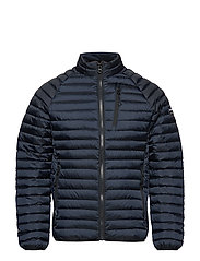 CORE DOWN JACKET - NEW NAVY