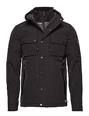 VESSEL JACKET - BLACK
