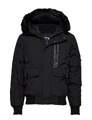 EVEREST BOMBER - BLACK