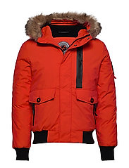 EVEREST BOMBER - BOLD ORANGE