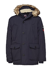 EVEREST PARKA - NAVY