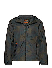 SUPERSTORM CAGOULE - MOODY CAMO