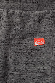 Superdry - ORANGE LABEL JOGGER - pants - flint grey grit - 5