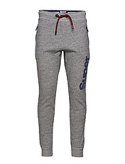 TIME TRIAL ANGLED PKT JOGGER - HAMMER GREY GRIT
