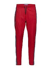 LINEMAN SLIM SPRINT JOGGER - TRACK RED
